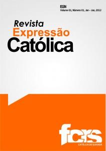 revista expressao catolica 1(capa)
