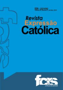 Capa Revista Expressão Católica V. 04, N. 02